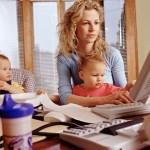 Семья и работа в жизни женщины